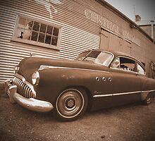 1949 Buick Super 50 Series by boydcarmody