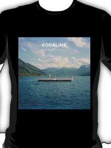 Kodaline Album Cover (In A Perfect World) T-Shirt