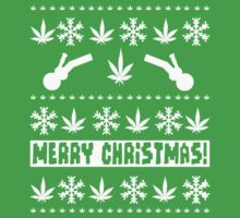 Marijuana Merry Christmas by turfinterbie