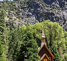There's a Chapel in the Valley - In the Valley of My Dreams by TonyCrehan