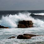Crashing Waves by JenniferEllen
