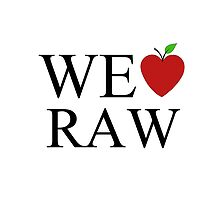 We Love Raw by ILoveVegans