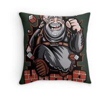 The Incredible Hodor - Print Throw Pillow