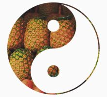 Pineapples Yin & Yang by dare-ingdesign