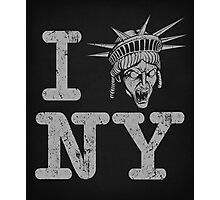 Angels love NY - Print Photographic Print
