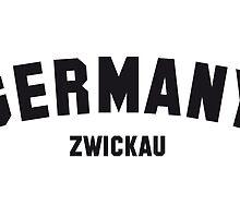 GERMANY ZWICKAU by eyesblau