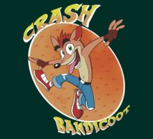 Crash Bandicoot! by Robspk