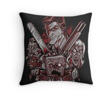 Come Get Some - Print Throw Pillow