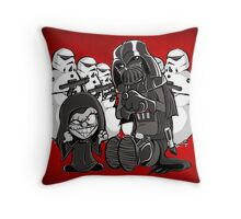 You Don't Know the Power - Print Throw Pillow