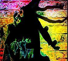 Bob Marley  by Sheldon  Lee
