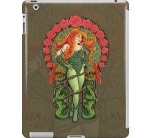 Pretty Poison - Ipad Case #1 iPad Case/Skin