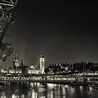 Iconic London by Ian Hufton