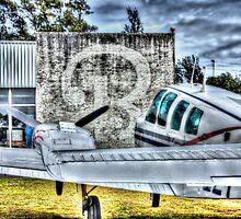 Beechcraft Baron 58 by RoryWilson