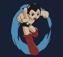 Astro Boy by bobmorlock
