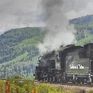 Steam across New Mexico by JBoyer