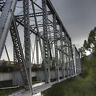 Trestle over the Chama River by JBoyer