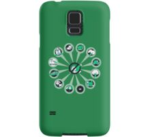 Where I Like Them - Green Eggs and Ham Samsung Galaxy Case/Skin