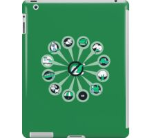 Where I Like Them - Green Eggs and Ham iPad Case/Skin
