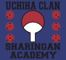 Uchiha Clan - Sharingan Academy v2 by kingUgo