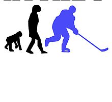 Hockey Evolution by kwg2200