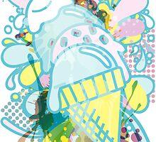 Ice_Cream_Paint by auraclover