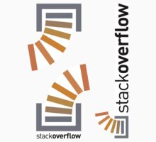 Stack Overflow ×3 by csyz ★ $1.49 stickers