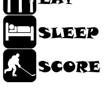 Eat Sleep Score by kwg2200