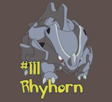 Rhyhorn 111 by Stephen Dwyer