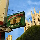 Caffe Trieste by David Denny