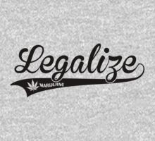 Legalize Marijuana Shirt by turfinterbie