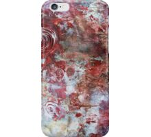 When Roses Bleed... iPhone Case/Skin