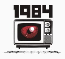 1984 by electricoo