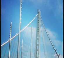Bay Bridge by mitchlx
