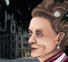 The Dowager Countess of Grantham Sticker