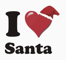 I Love Santa by HighDesign