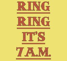Ring, Ring... by Andrew Alcock