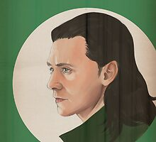 Loki, Agent of Asgard by lilyletigre