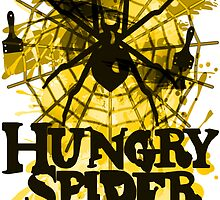 Hungry_Spider by auraclover
