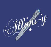 Allons-y by andirobinson