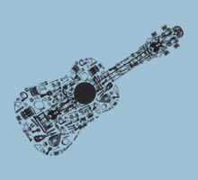 Air Ukulele by Rob Price
