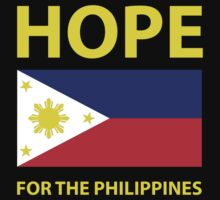 Hope For The Philippines by BrightDesign