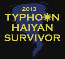 Typhoon Haiyan Survivor 2013 Philippines by BrightDesign