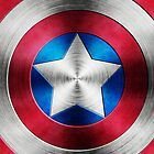 Captain America Shield by JordanDefty