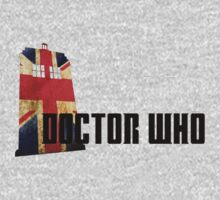 DOCTOR WHO by Awkwardphoton