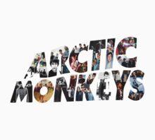 Arctic Monkeys: Through time by pandagoo