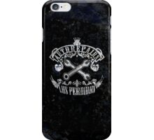 Auto Repairs Los Perdidos iPhone Case/Skin