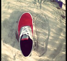 Vans Shoes Sand  by vincepro76