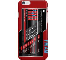 Personal Cassette Player iPhone Case/Skin