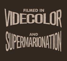 Filmed in Videcolor & Supermarionation by Jonny D'Elia