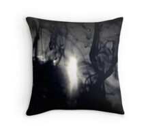 Ink 5 Throw Pillow